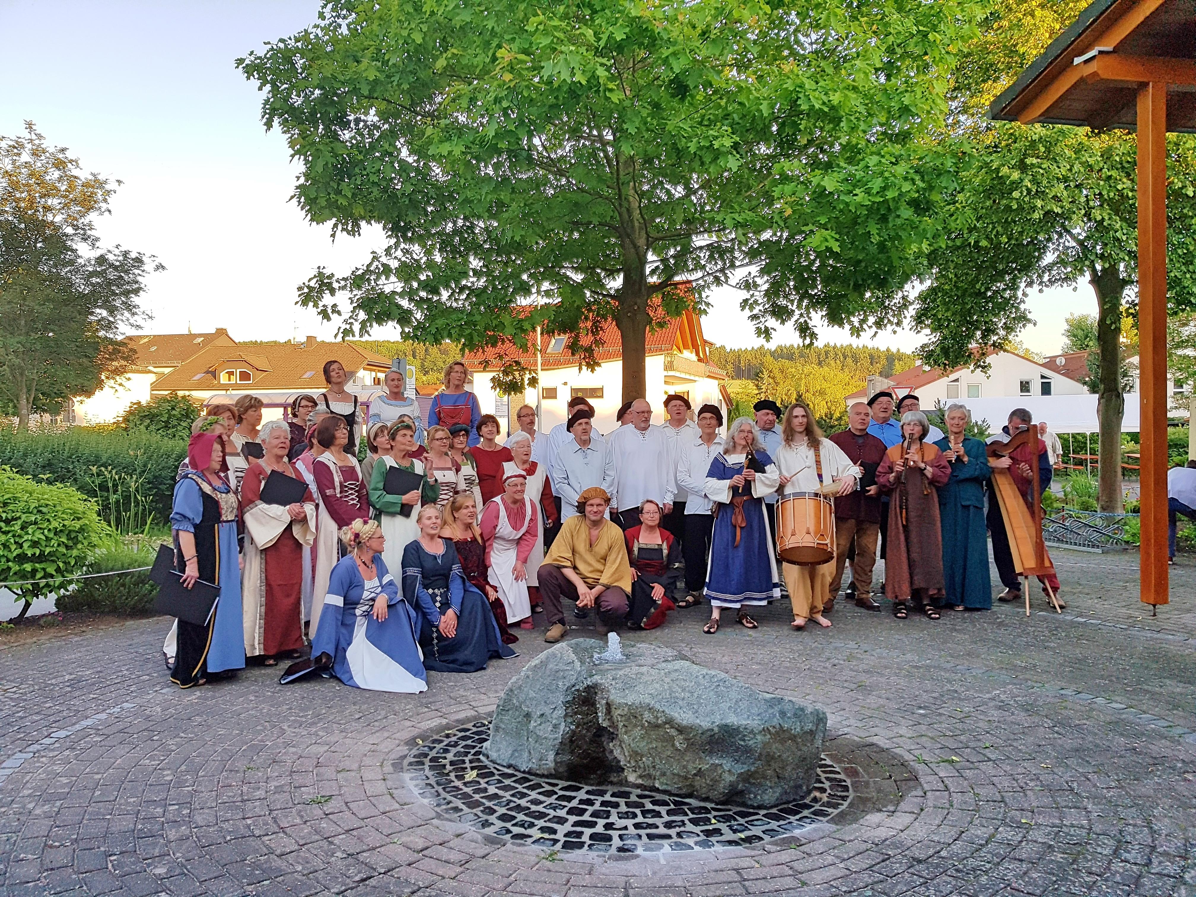 Mittelalter-Konzert